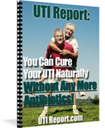 Cure UTI Naturally without Medications